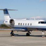 Арендовать Gulfstream G 350 в Томске
