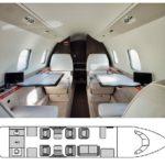 Арендовать Learjet 60 в Томске