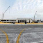 Пассажиропоток аэропорта Томска в 2011 году возрос на 14,7%