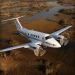 Арендовать King Air 200 в Томске