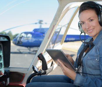 Аренда вертолета или самолета в Томске