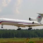 Арендовать TU-154 Y в Томске